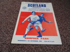Scotland v Austria, 1968 [WC]